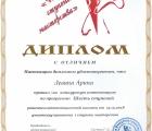Левина Арина_1ст отл